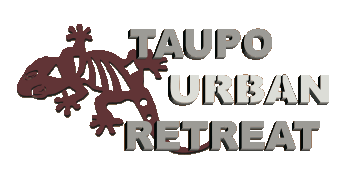 Taupo Urban Retreat logo